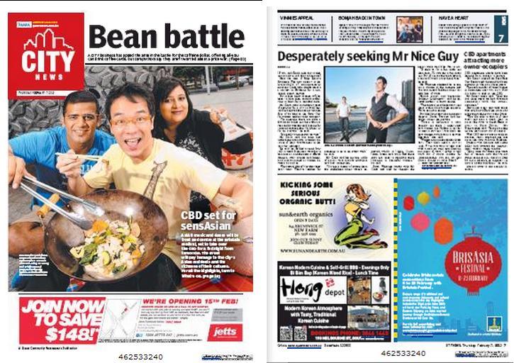 Brisbane City News Article