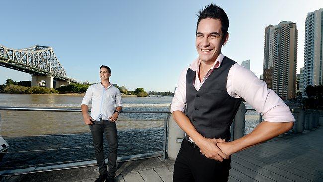 Brisbane Male Escorts Ryan-and-Cedomir