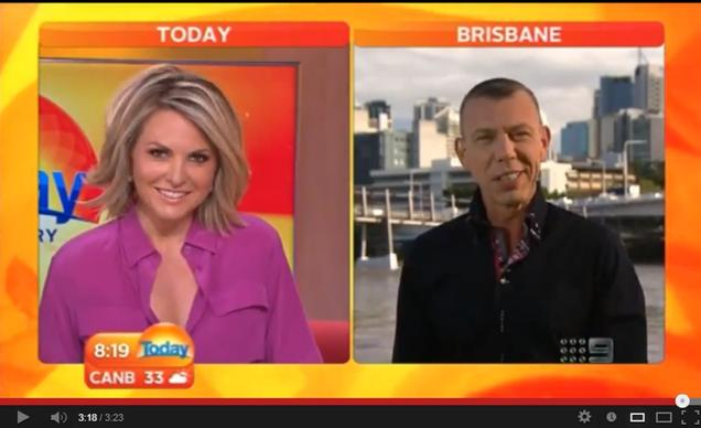 Male Escort Business Today Show Interview with Georgie Video
